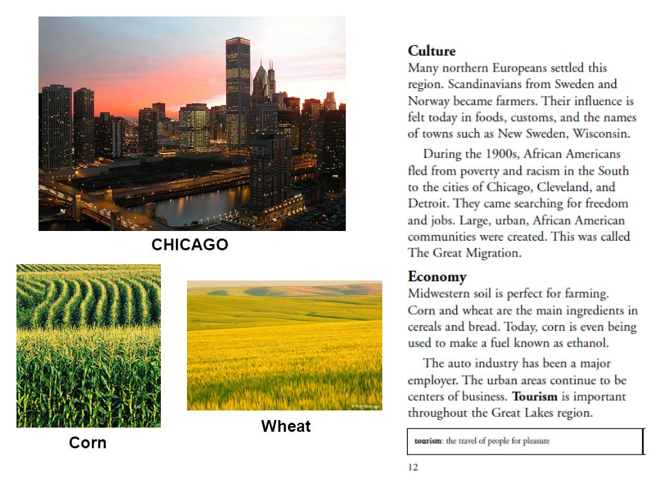 CHICAGO Wheat Corn
