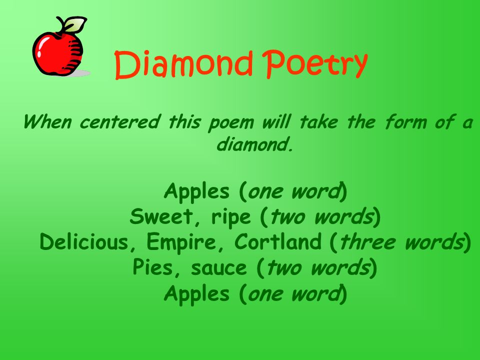 Diamond Poetry