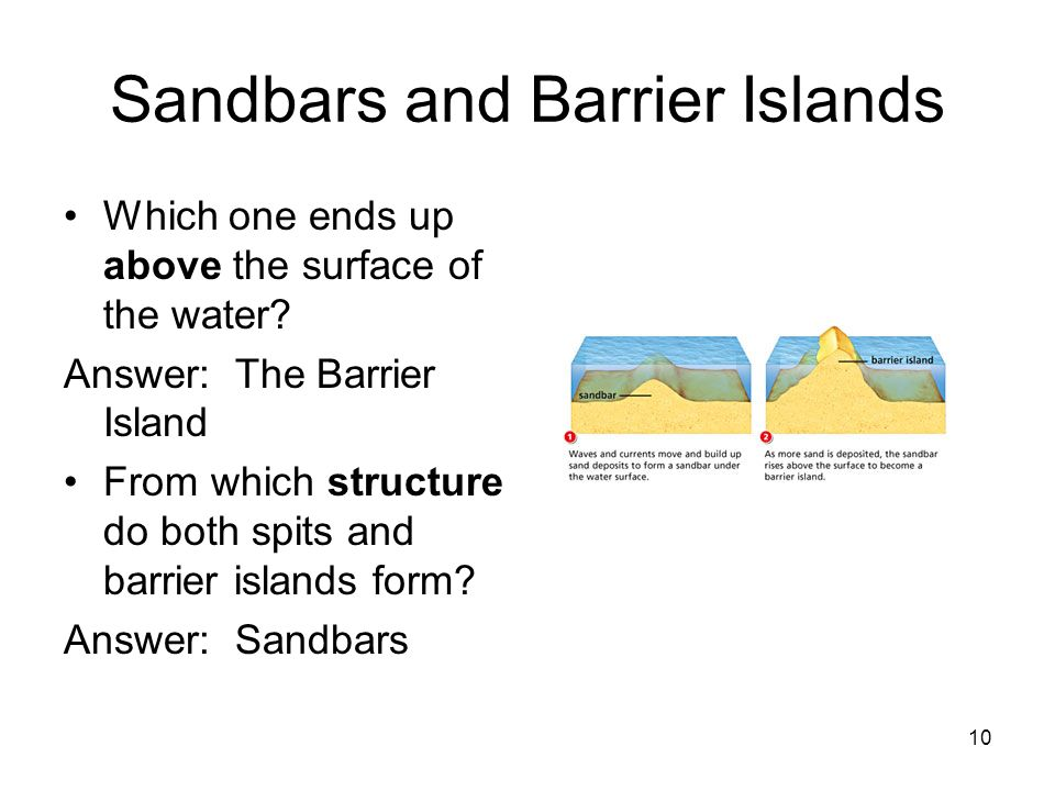 Waves and Wind Shape Land - ppt video online download