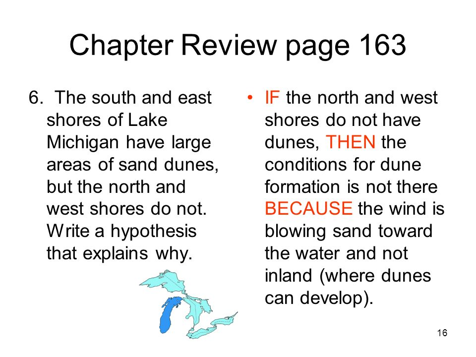 Chapter Review page 163