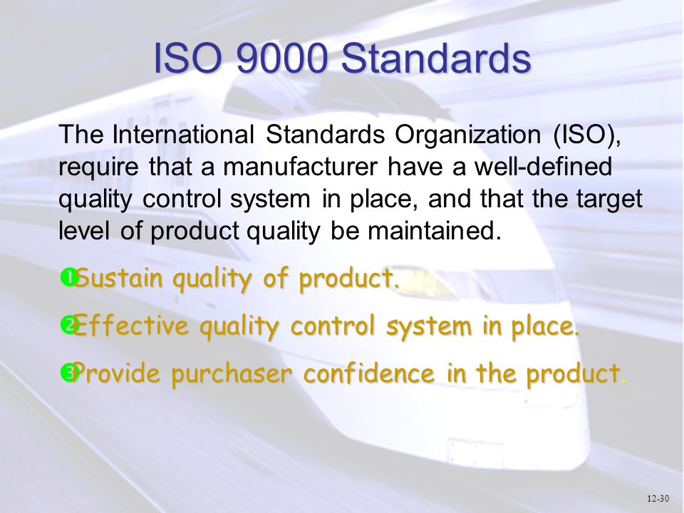 iso 9000 quality standards pdf