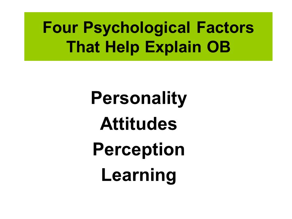 personality intelligence and perception Encuentra emotions from a bilingual point of view: personality and emotional intelligence in relation to perception and expression of.
