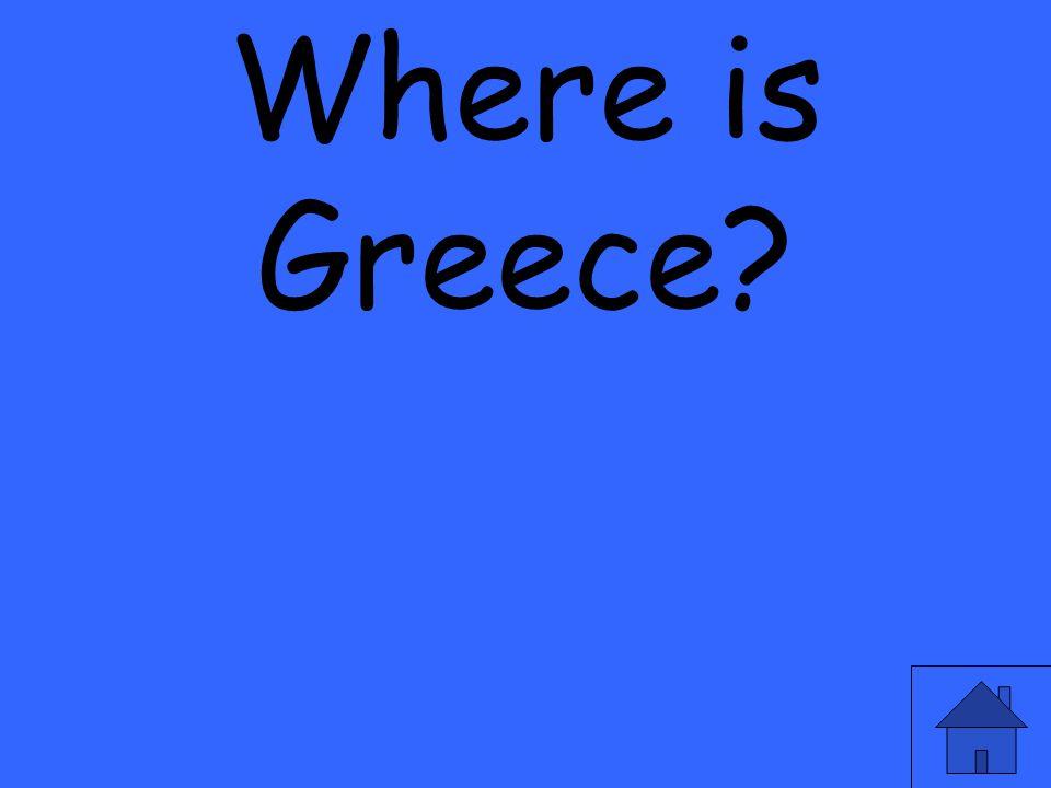 Where is Greece