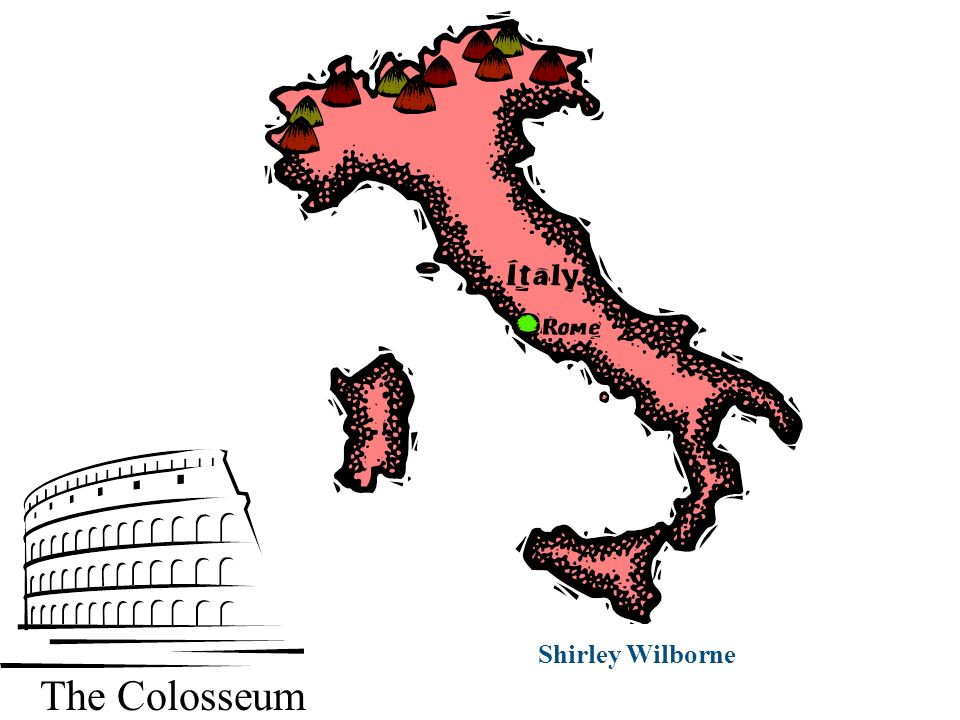 Shirley Wilborne The Colosseum