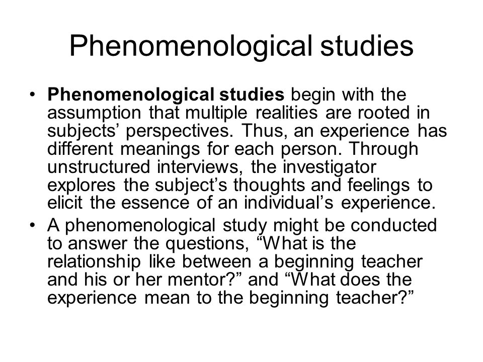 phenomenological project Phenomenology, ontology, metaphysics (2018 x appears in phenomenological reflection upon and the collapse of his metaphysical project are thus.