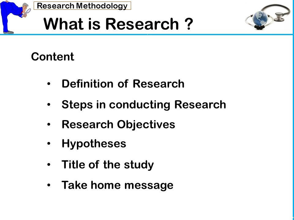 what is research methodology definition What is research design 1 the context of design before examining types of research designs it is important to be clear  methods design design the context of.