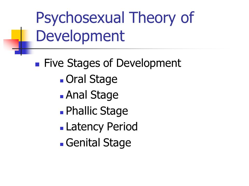 Anal stage of psychosexual development