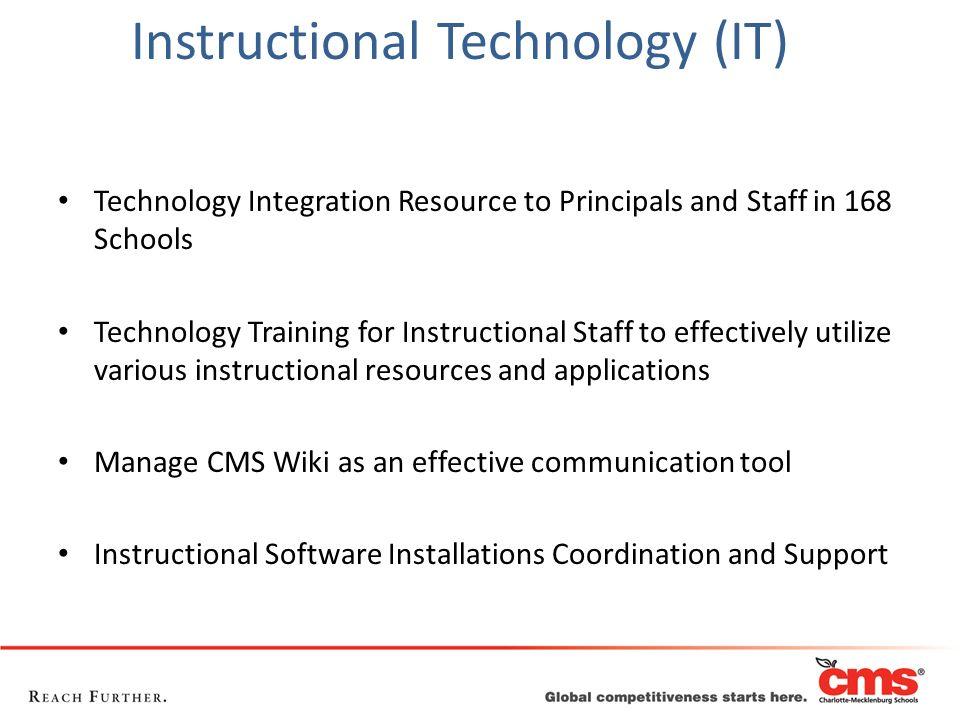 Instructional Technology (IT)