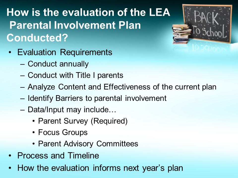 Template this powerpoint is a sample for the annual title for Parent involvement plan template