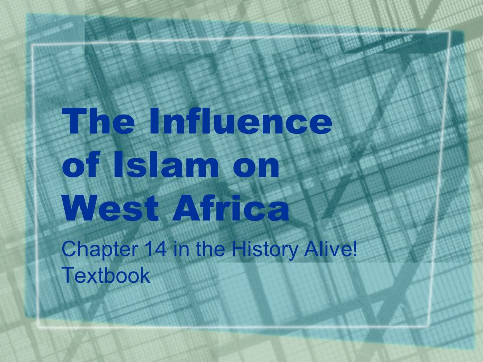ccot essay describing the cultural and political impact of islam on west africa during 1000 ce to 17 Slide 1 the continuity and change over time (ccot) essay slide 2 tests students' historical thinking skills (argumentation, causation, contextualization, synthesis).