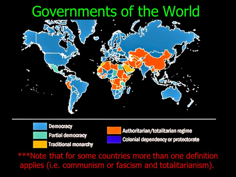 Governments of the world ppt video online download governments of the world gumiabroncs Image collections