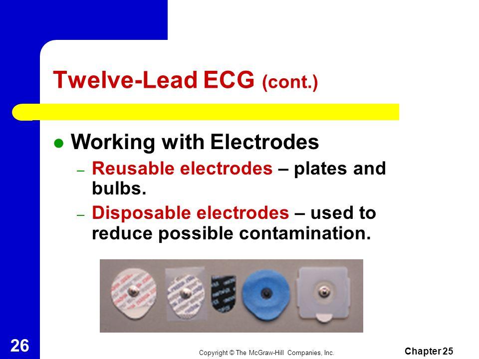 Twelve-Lead ECG (cont.)