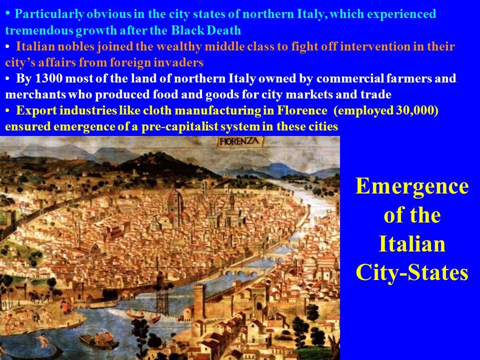 Emergence of the Italian City-States