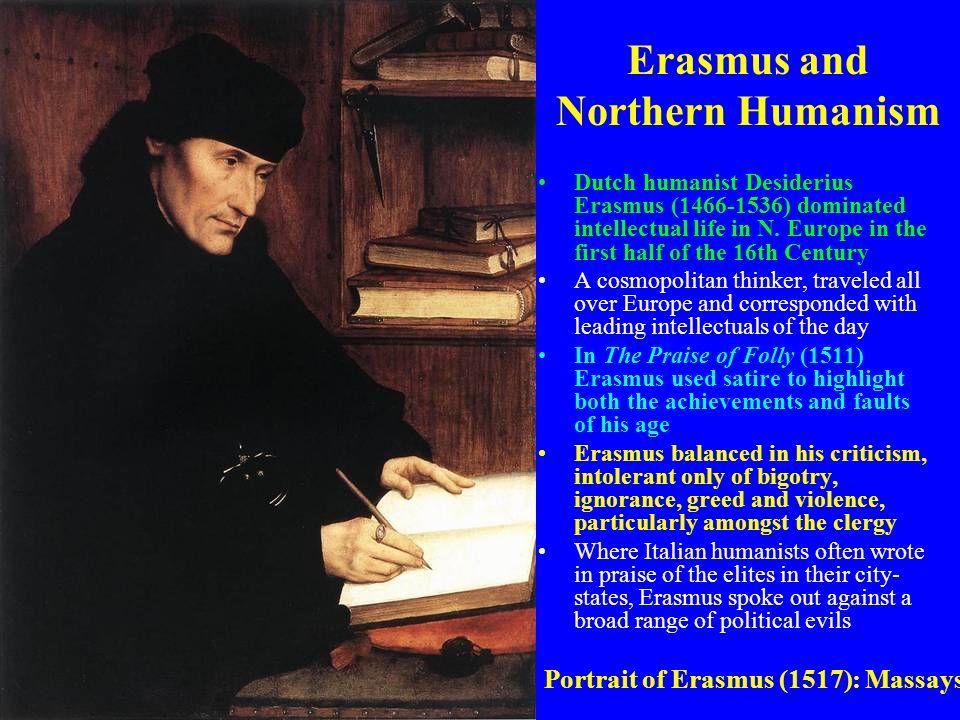 Erasmus and Northern Humanism