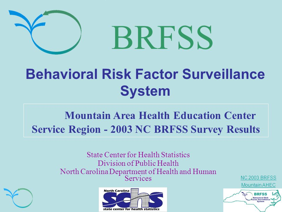 Behavioral Risk Factor Surveillance System