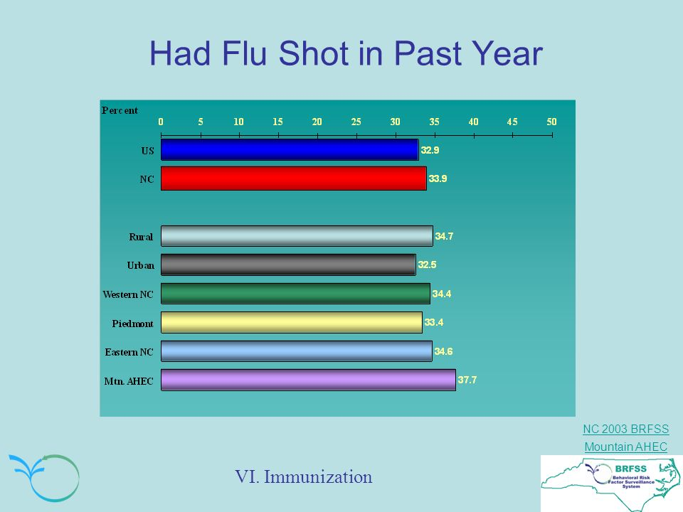Had Flu Shot in Past Year