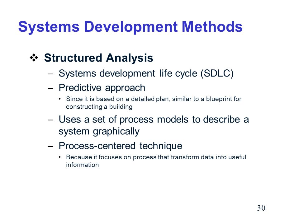 Systems analysis design 7th edition ppt download systems development methods malvernweather Image collections