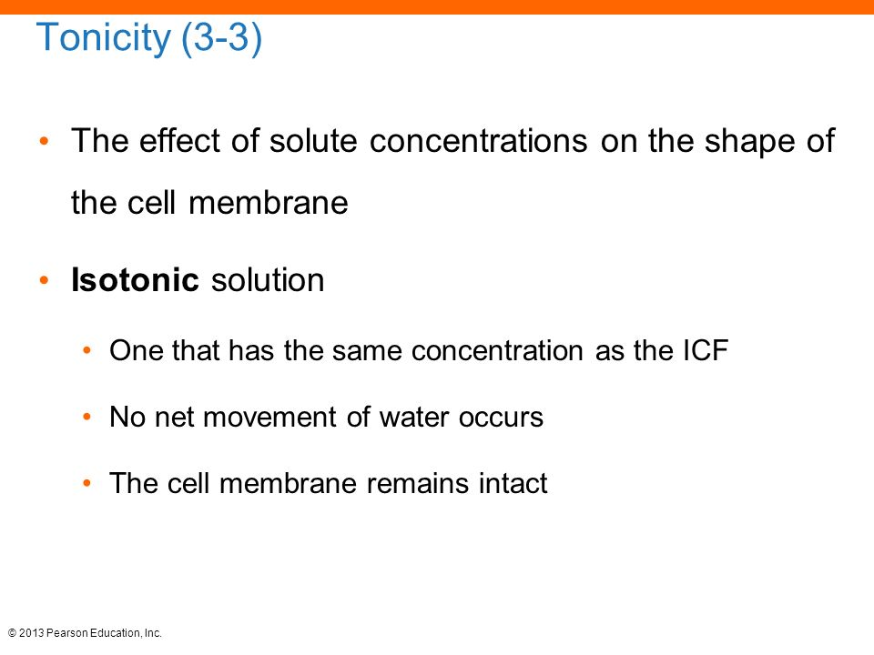 effects of tonicity on cell membrane essay Cell 3 bulk transport: involves the cell making membrane bound vesicles to  bring materials in  a large effect on the survival of a cell  hypotonic solution:  the.