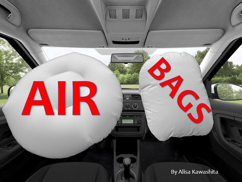 1 Air Bags By Alisa Kawaa