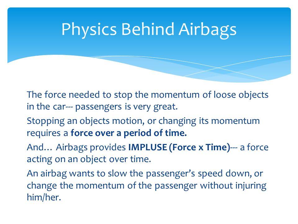AIR BAGS By Alisa Kawashita  ppt video online download