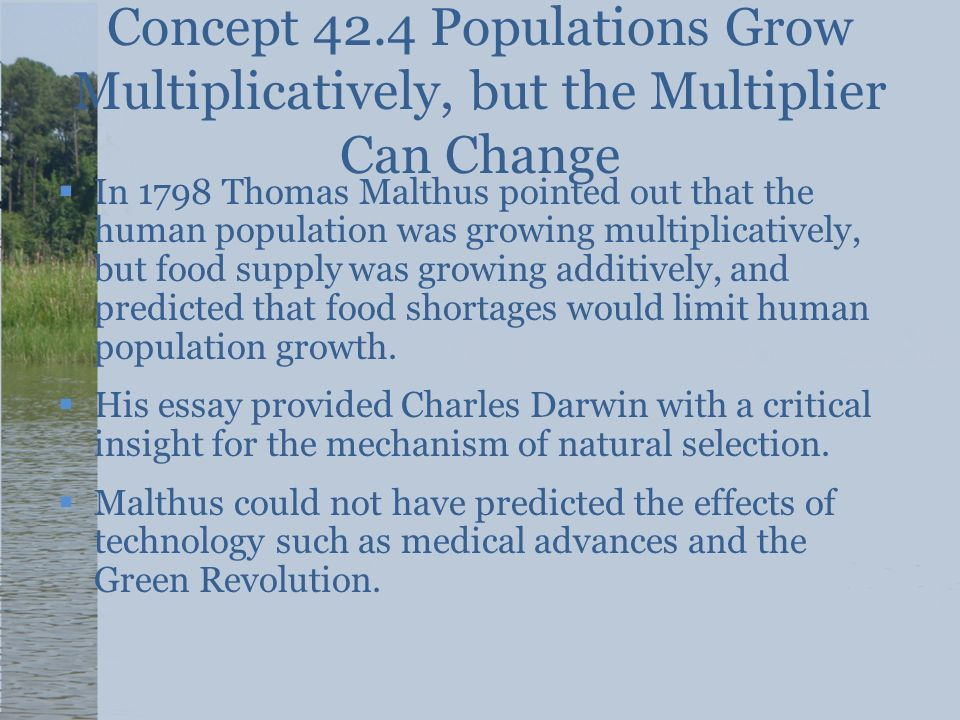 overpopulation is a growing problem essay Conclusion to overpopulation on as of now we have yet to see these changes or any change for that matter to slow a growing problem that is a large undisputed.
