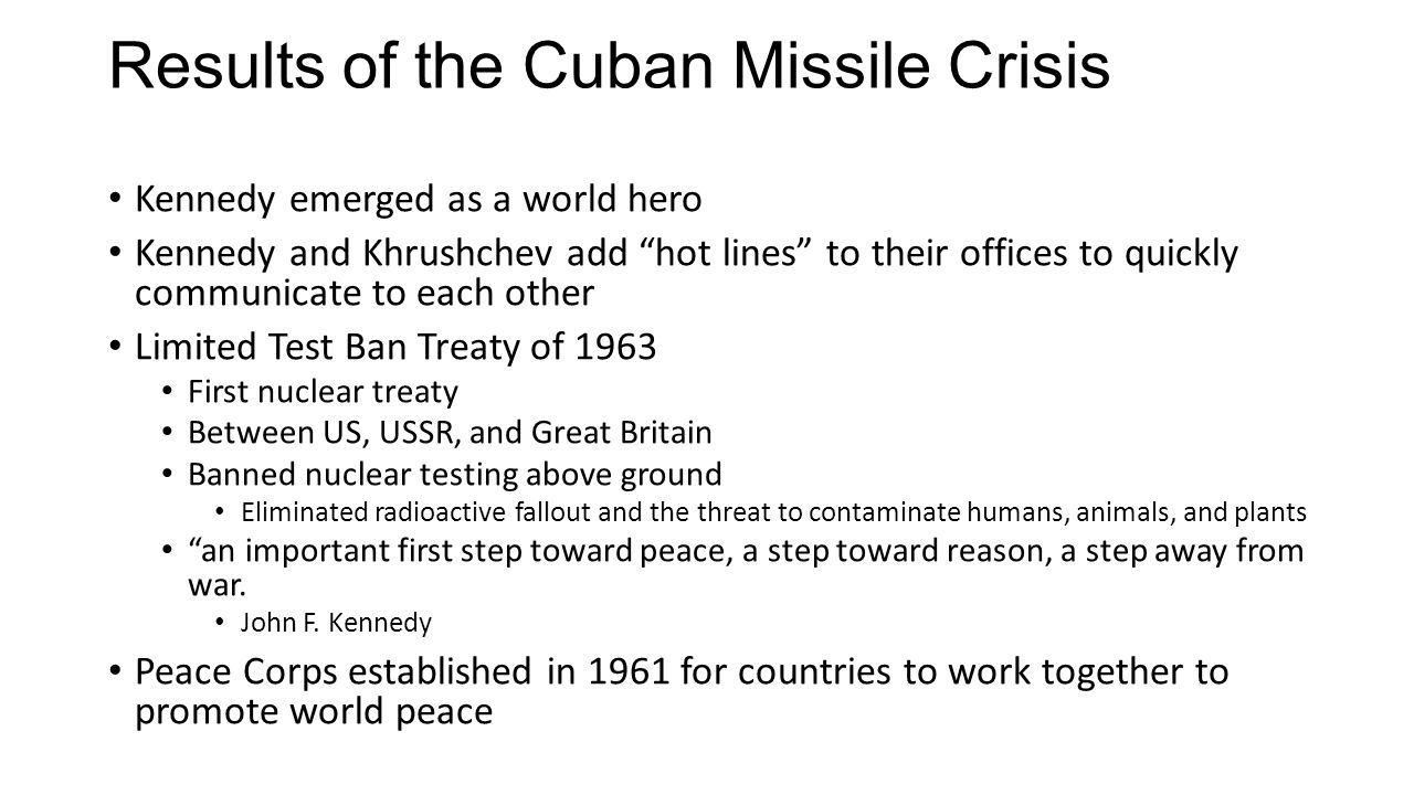 Bell Ringer Complete the worksheet You will turn it 1 ppt download – Cuban Missile Crisis Worksheet