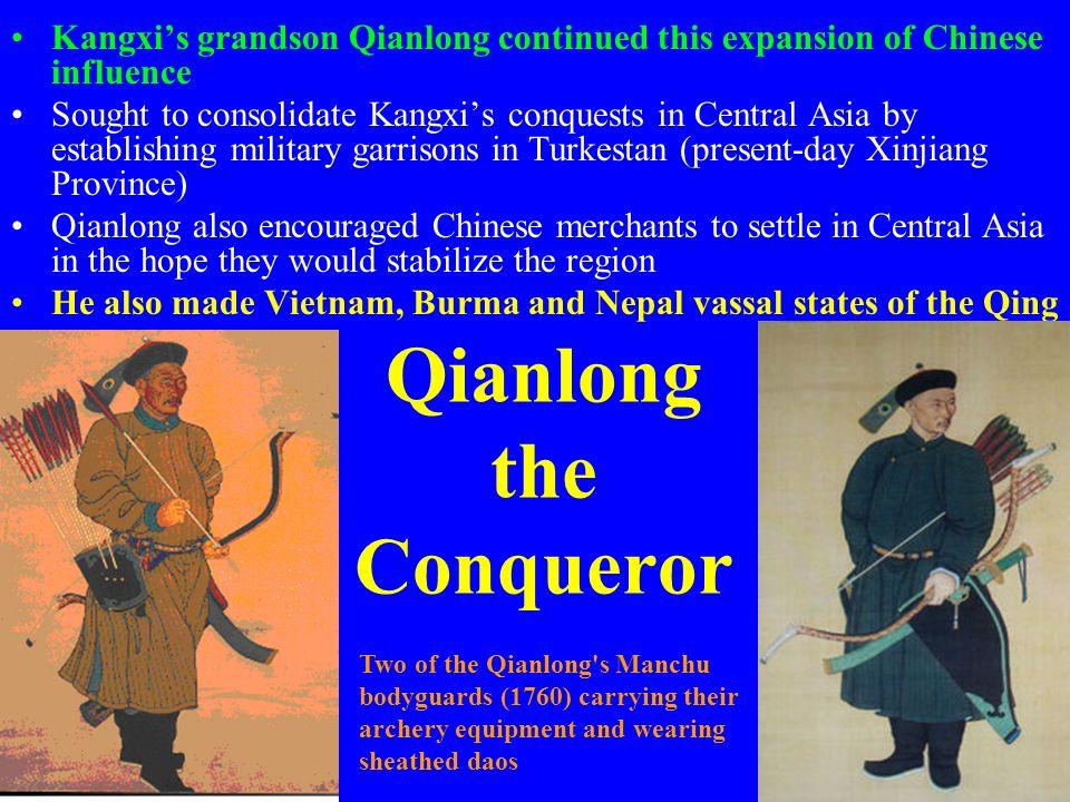 Qianlong the Conqueror
