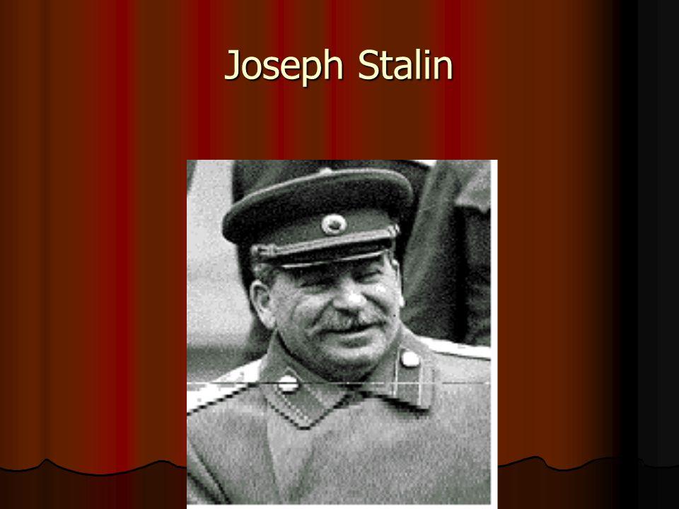 Joseph Stalin 4