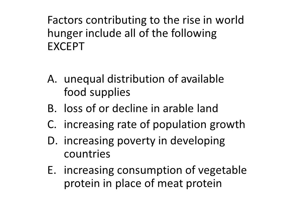 1112 words essay on Global Hunger Problem