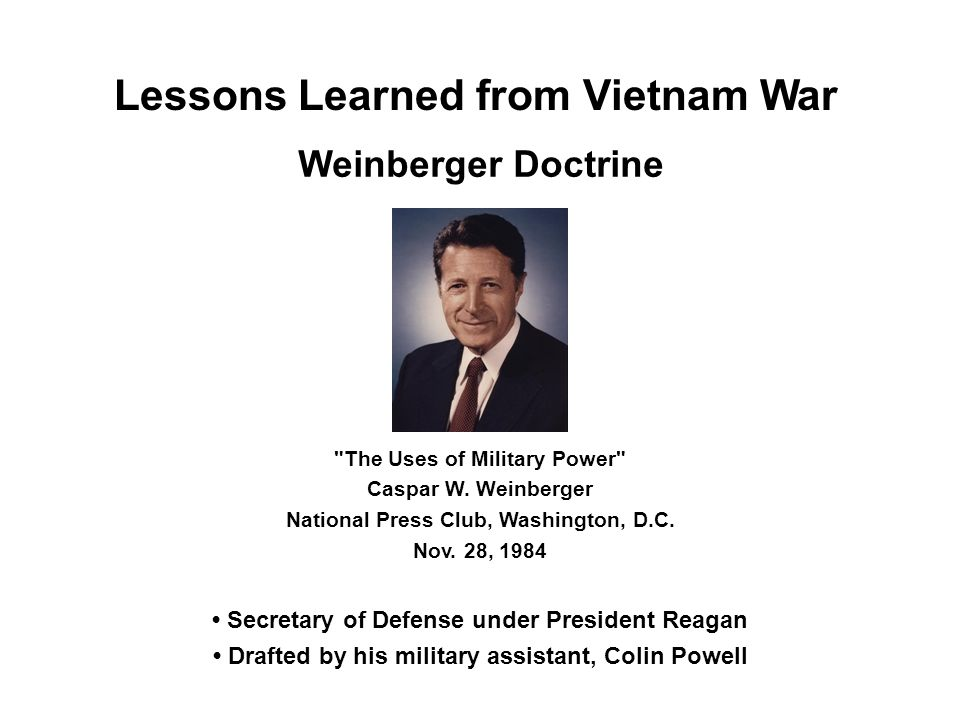 diplomatic lessons learned from the vietnam war Some legacies and lessons of vietnam  the war in vietnam continues to have profound human suffering and tragedy as  and they quickly learned, as one put.