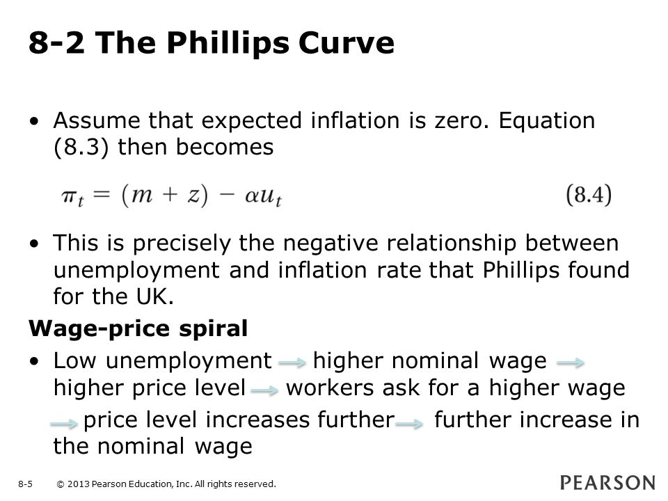 relationship between inflation and wage rates Relationship between the rate of increase in wages and the rate of unemployment comparing rates of increase in wages with unemployment rates in britain between 1861 and 1957, phillips found that as the labor market tightened, and the.