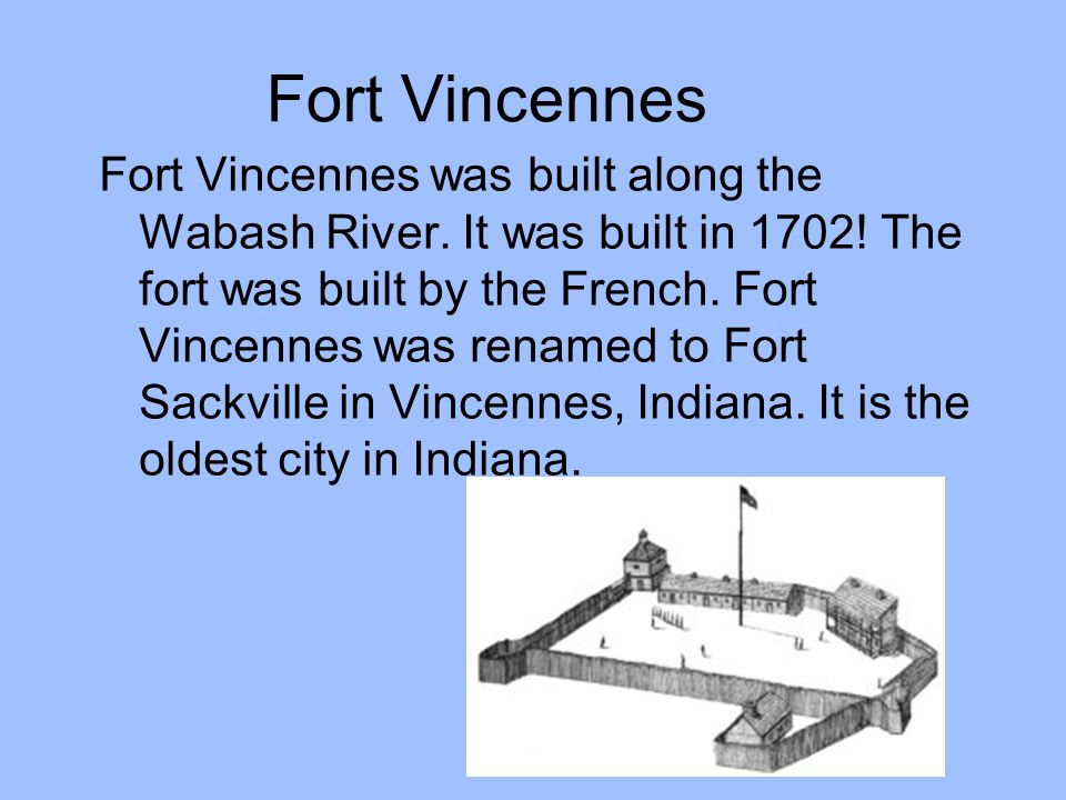 Fort Vincennes