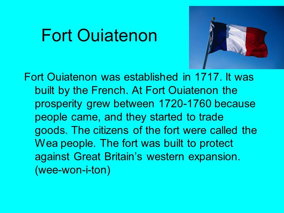 Fort Ouiatenon