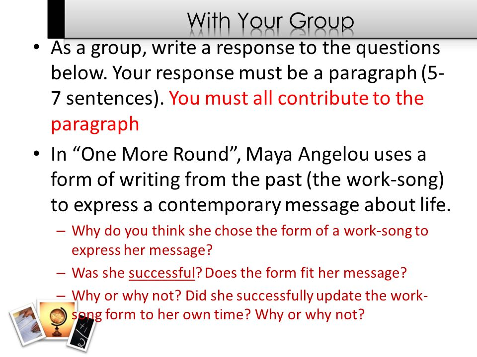 Sample Essay For Graduate School Admission Essays Written By Maya Angelou Essay Maya Angelou Has Dedicated Her Life To  End Prejudices Faced We Real Cool Essay also Examples Of Descriptive Writing Essays Essays Written By Maya Angelou College Paper Academic Service  Comparative Essay Example