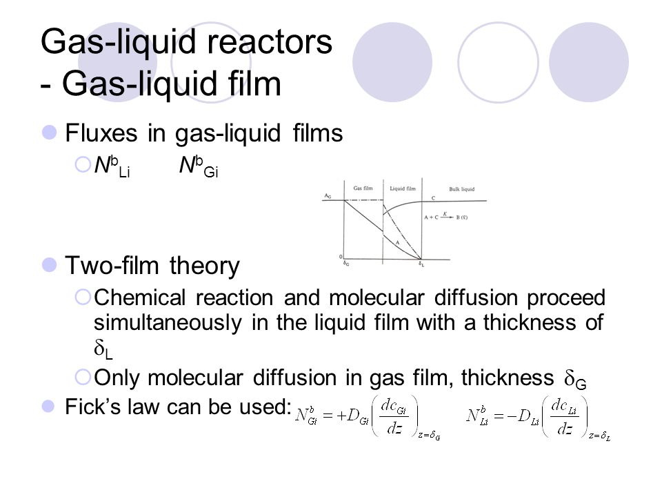 two film theory of mass transfer pdf