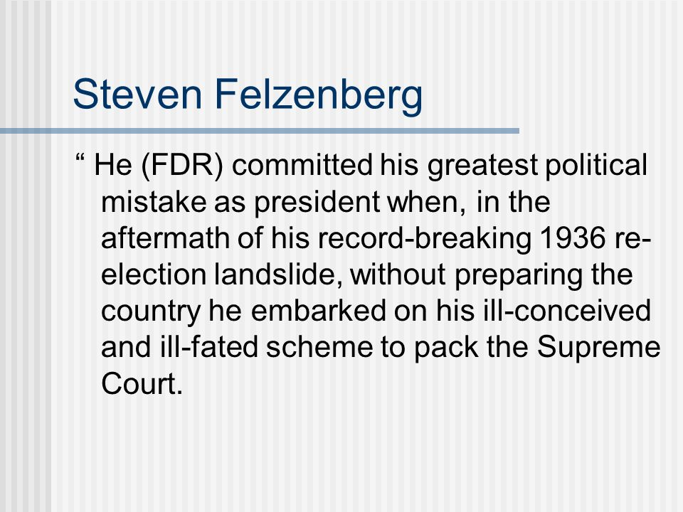 Steven Felzenberg