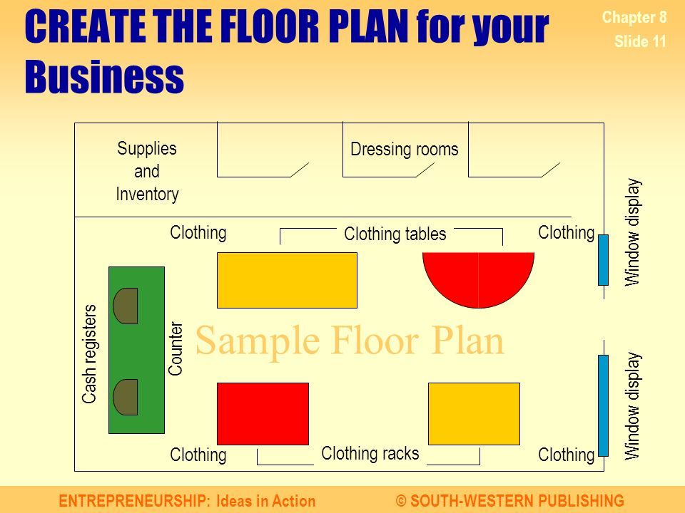 Locate and set up your business ppt download for Business floor plan creator