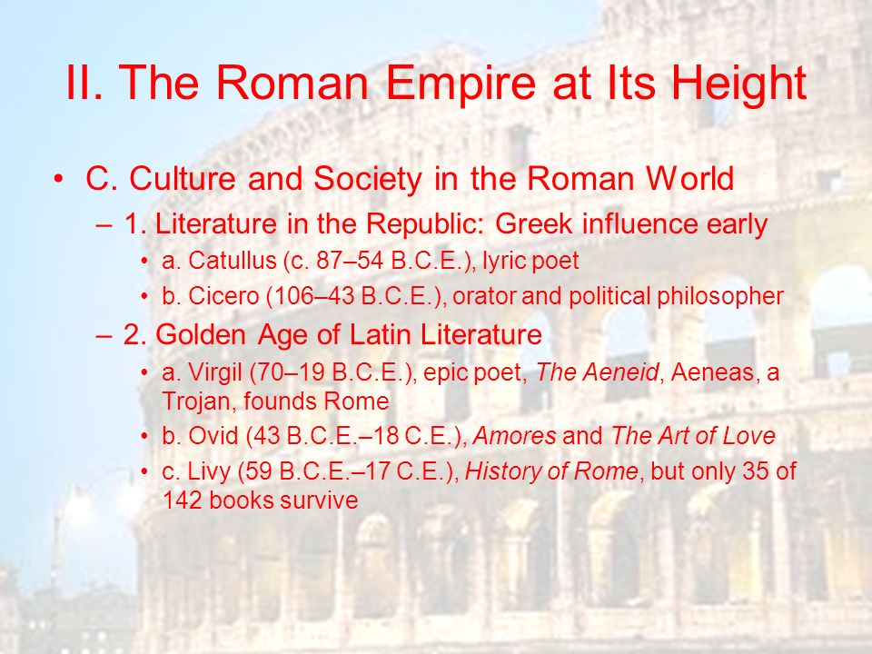 greek influence on the roman empire Free roman influence papers, essays,  which are the greek and roman empire although there were other civilizations, such as the arabs and the mayans,.