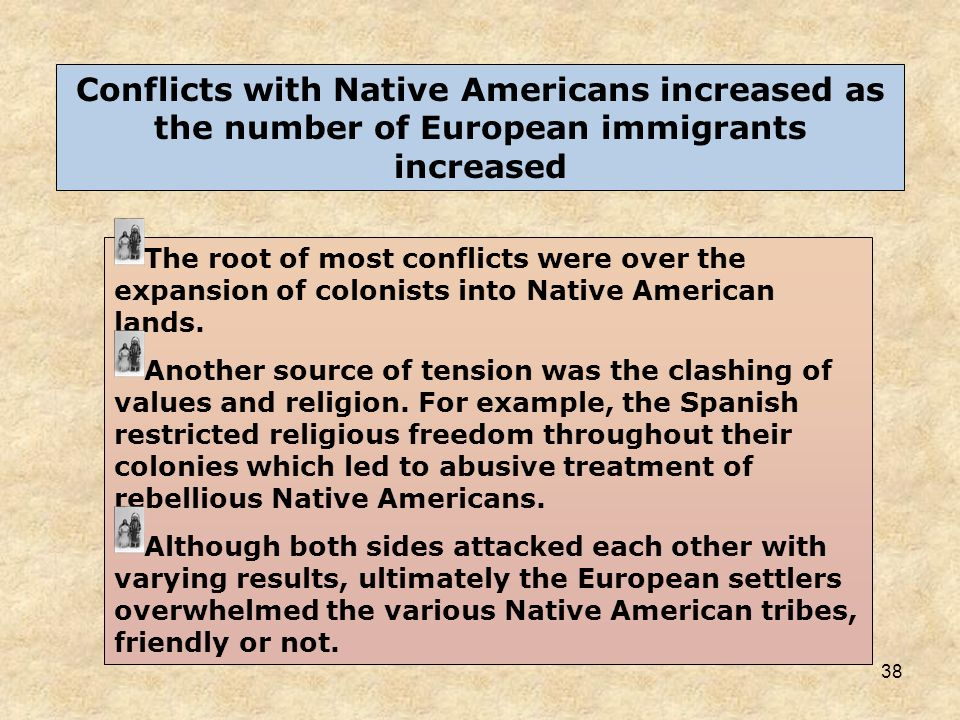 conflicts that led to the american But when madison then changed the cause to impressment of american sailors   was to concentrate on europe and treat the american conflict as a side issue.
