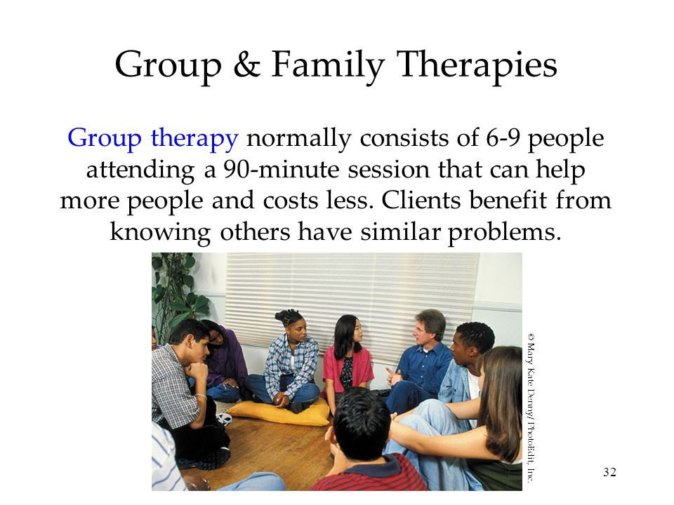 Group & Family Therapies
