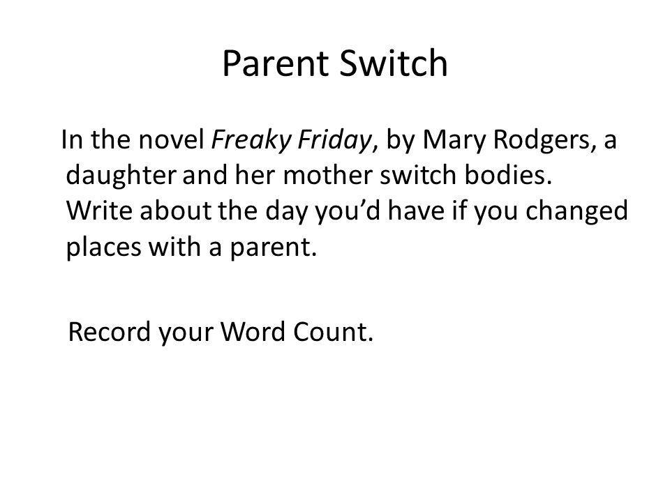 Parent Switch