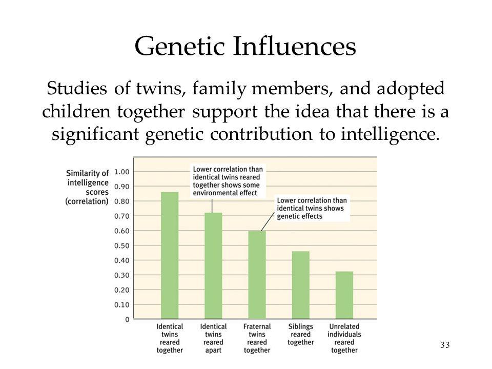 Genetic Influences
