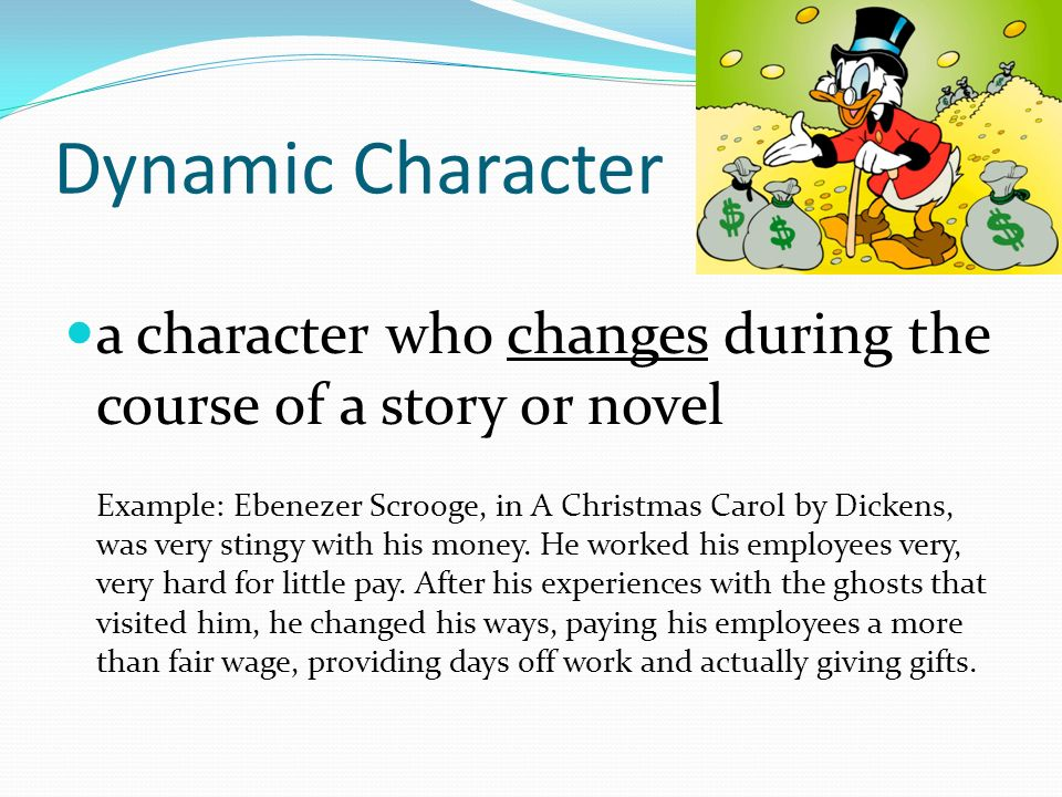 Dynamic Character Design Definition : Characterization the description of character traits and