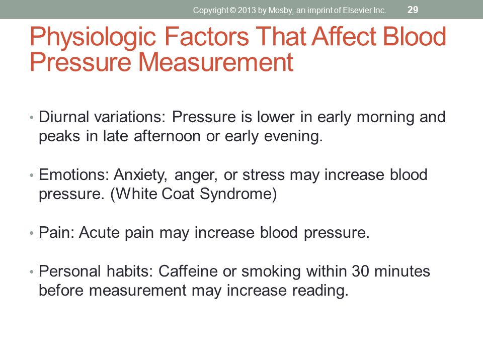 blood and stress One of the worst side effects associated with higher levels of stress is high blood pressure maintaining a higher than normal blood pressure can put you at risk for a whole host of health issues concerning your heart, brain and other vital organs.