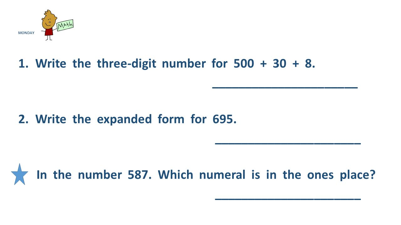 Numbers with Two Decimal Digits - Hundredths