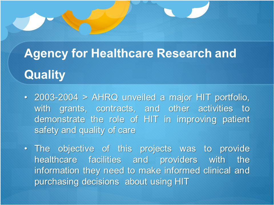 agency for healthcare research and quality Check to find the answers to your questions about the agency for healthcare research and quality (ahrq) programs and activities you can search by category or key words.