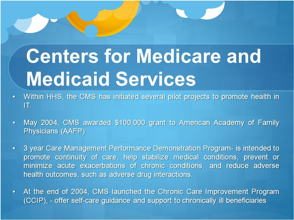 health care support for medicare and medicaid services essay The medicare program, makes up 4% of the nation's gross domestic product the  medicaid system provides vital health services to vulnerable  where in this  paper, the college supports reforming the health care delivery.