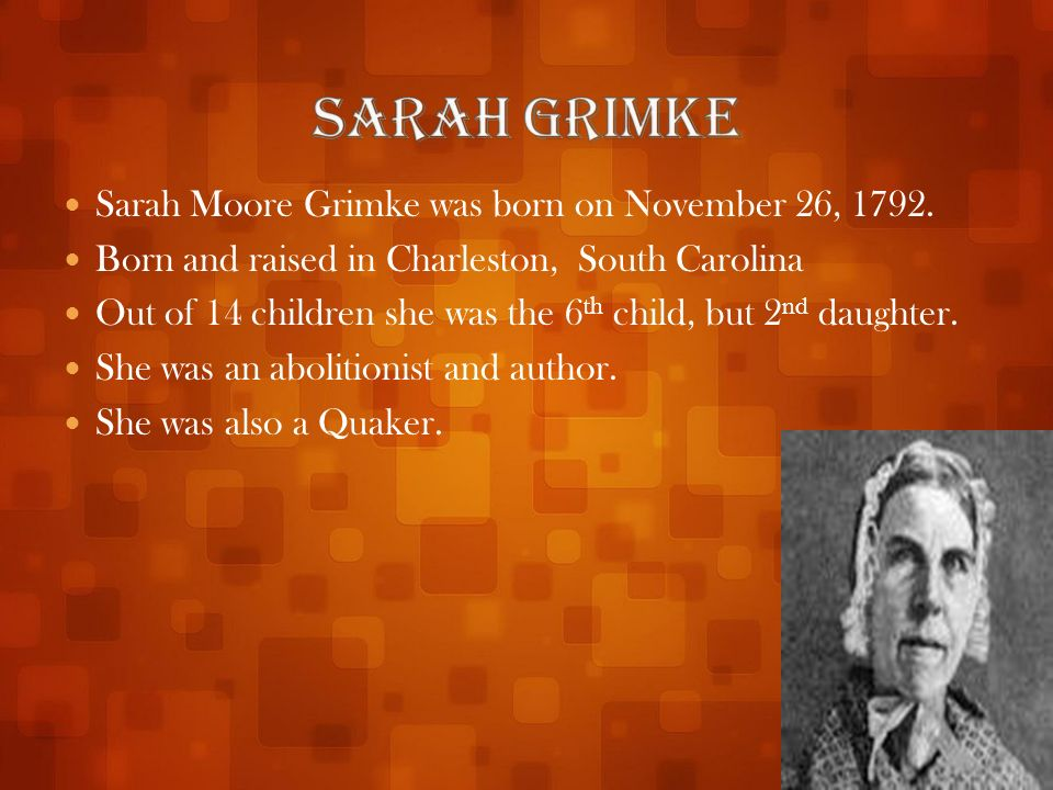 grimke sisters A magazine highlighting the extraordinary achievements of women throughout history and recognizing the obstacles they have hadto overcome in order to reach their goals.