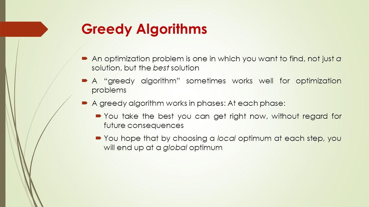 Fundamentals Of Algorithms Mcs 2 Lecture 7 Ppt Video