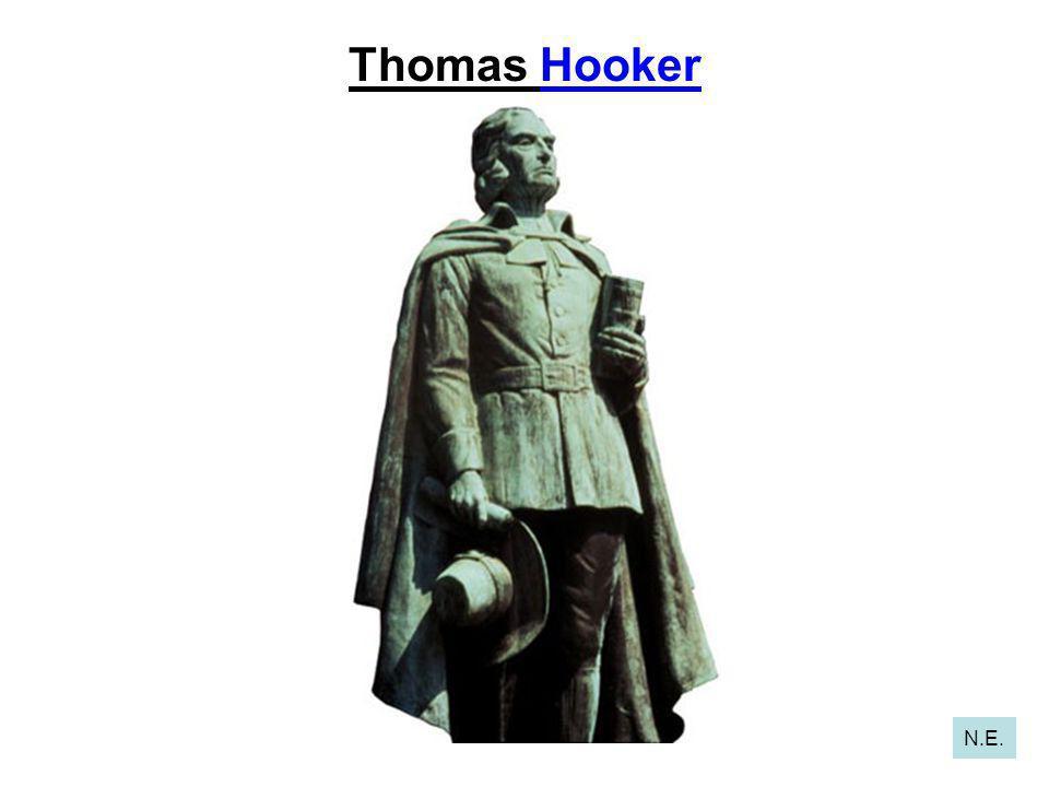 Thomas Hooker N.E.